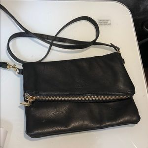 Vera Pelle Small Crossbody Leather from Italy